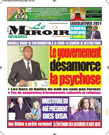 LE MIROIR D'ABIDJAN