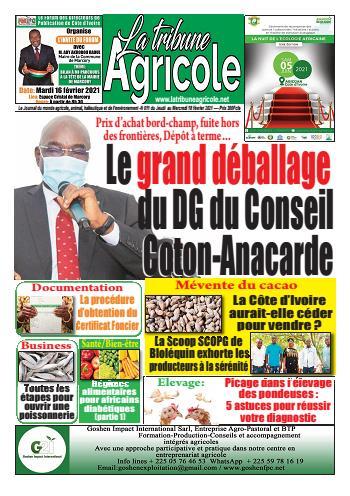 La Tribune Agricole