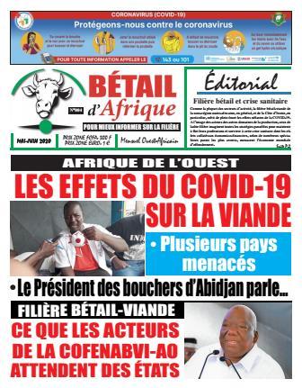 BÉTAIL D'AFRIQUE