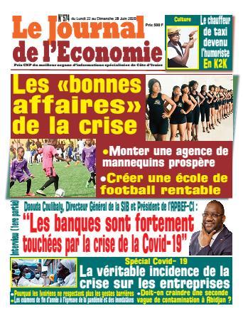 LE JOURNAL DE L'ÉCONOMIE