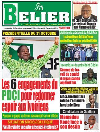 LE BELIER