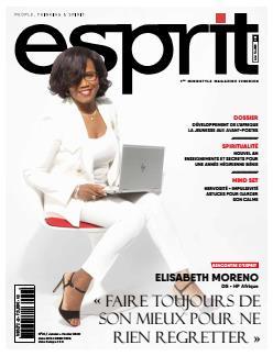 Couverture du Journal L'ESPRIT N° 23 du 28/01/2020