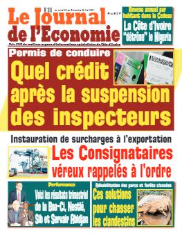 Couverture du Journal LE JOURNAL DE L'ÉCONOMIE N° 619 du 03/05/2021