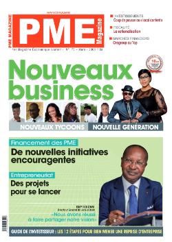 Couverture du Journal PME MAGAZINE N° 73 du 09/04/2021