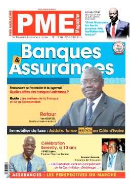Couverture du Journal PME MAGAZINE N° 74 du 09/04/2021