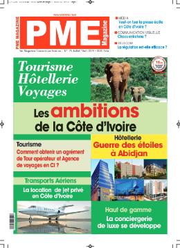 Couverture du Journal PME MAGAZINE N° 75 du 09/04/2021