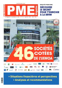 Couverture du Journal PME MAGAZINE N° 76 du 09/04/2021