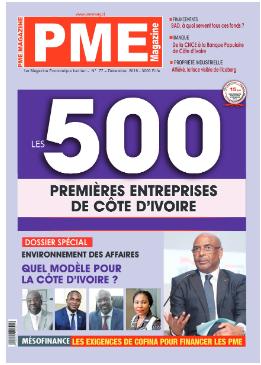 Couverture du Journal PME MAGAZINE N° 77 du 09/04/2021