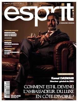 Couverture du Journal L'ESPRIT N° 29 du 04/05/2021