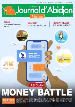 Couverture du Journal Journal d'Abidjan N° 259 du 18/06/2021