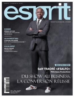Couverture du Journal L'ESPRIT N° 30 du 17/07/2021