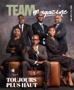 Couverture du Journal TEAM MAGAZINE N° 2 du 15/07/2021