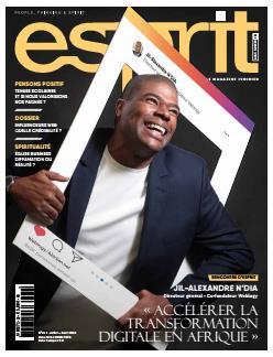Couverture du Journal L'ESPRIT N° 26 du 18/09/2020