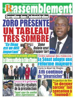 Couverture du Journal LE RASSEMBLEMENT N° 788 du 15/09/2021