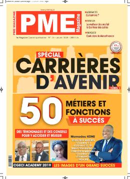 Couverture du Journal PME MAGAZINE N° 78 du 25/09/2021