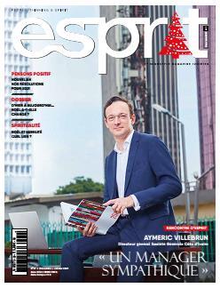 Couverture du Journal L'ESPRIT N° 27 du 22/12/2020